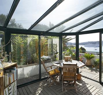 v randa kiosque salle manger cote d 39 azur. Black Bedroom Furniture Sets. Home Design Ideas