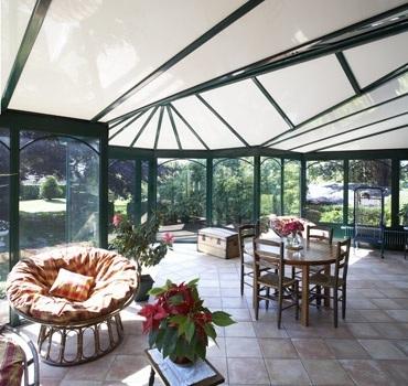 La véranda jardin d\'hiver : la solution idéale pour vos plantes !
