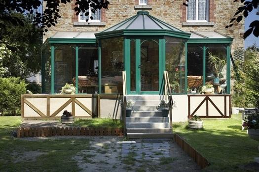 La véranda jardin d\'hiver : la solution idéale pour vos ...
