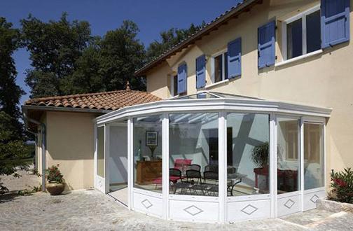 veranda facettes